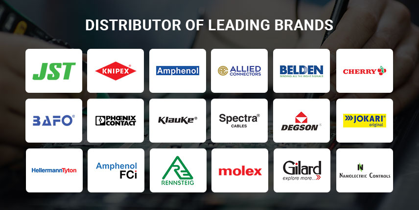 Spectra is a distributor