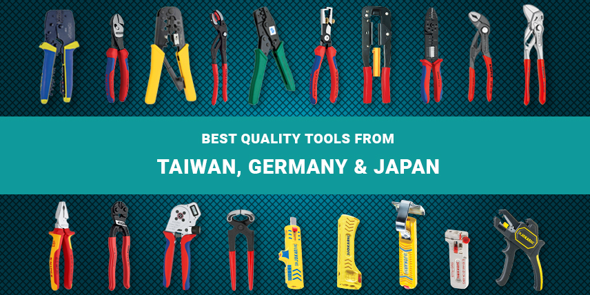 Best Quality Tools at Spectra